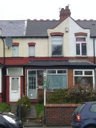 Thumbnail 3 bed terraced house to rent in Court Oak Road, Harborne, Birmingham