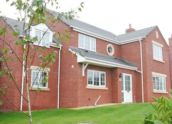 Thumbnail 5 bed detached house to rent in Loake Court, Melbourne, Derbyshire