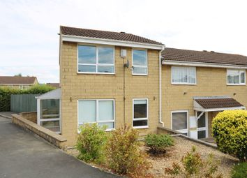 Thumbnail 3 bed end terrace house for sale in Blackmore Drive, Southdown, Bath