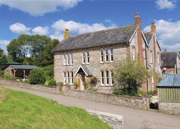 Thumbnail 5 bed equestrian property for sale in Cotleigh, Honiton, Devon