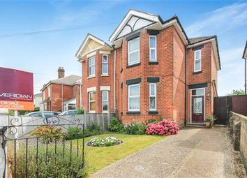 Thumbnail 3 bedroom semi-detached house for sale in Layton Road, Parkstone, Poole