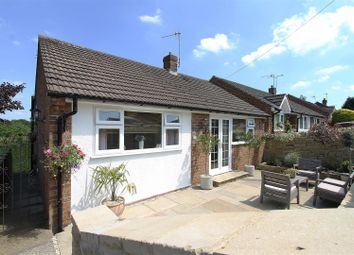 Thumbnail 3 bed detached house for sale in Gallery Lane, Holymoorside, Chesterfield