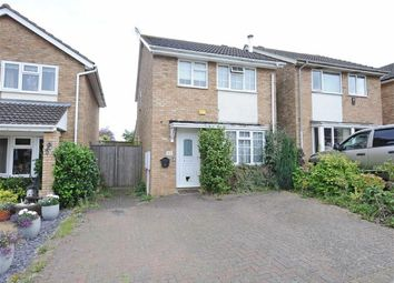 Thumbnail 3 bed detached house for sale in Somerford Road, Wellingborough