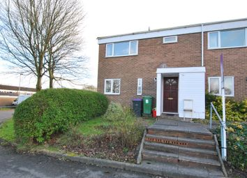 Thumbnail 3 bed end terrace house for sale in Bembridge, Brookside, Telford, Shropshire