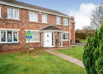 Thumbnail 2 bedroom detached house for sale in Grizedale Close, Cleator Moor, Cumbria