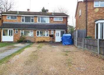 Thumbnail Semi-detached house for sale in Cotswold Close, Farnborough, Hampshire