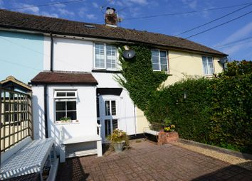 Thumbnail 2 bed terraced house for sale in North Stroud Lane, Petersfield