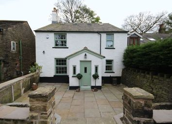 Thumbnail 2 bed cottage to rent in Broadhalgh, Bamford, Rochdale