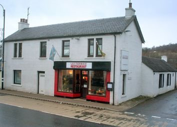 Thumbnail Restaurant/cafe for sale in Letterbox Restaurant And 4 Bedroom House, Newtonmore