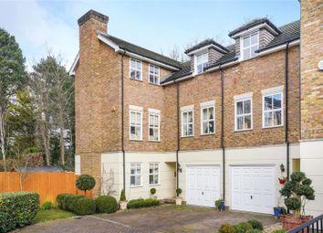 Thumbnail 4 bed semi-detached house for sale in Ellesmere Place, Walton-On-Thames, Surrey