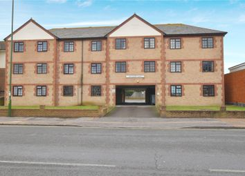 Thumbnail 1 bed flat for sale in Applesham Court, South Street, Lancing, West Sussex