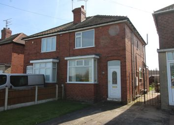Thumbnail 2 bed semi-detached house for sale in Anchorage Lane, Doncaster