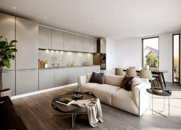 Thumbnail 2 bed flat for sale in Flat 5, Whytecliffe Road, Purley