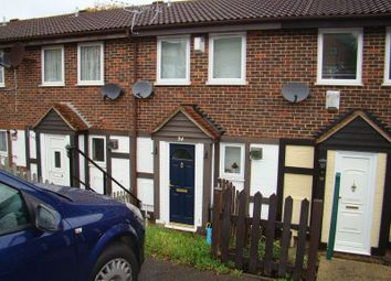 Thumbnail 2 bed terraced house to rent in Heritage Road, Chatham