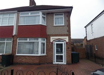 Thumbnail 4 bed semi-detached house to rent in Glover Street, Coventry, West Midlands