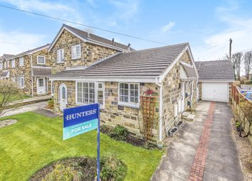 Thumbnail 2 bed bungalow for sale in Lea Mill Park Drive, Yeadon, Leeds