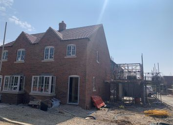 Thumbnail 3 bed semi-detached house for sale in Plot 7, The Casterton, Stickney Meadows, Stickney, Boston