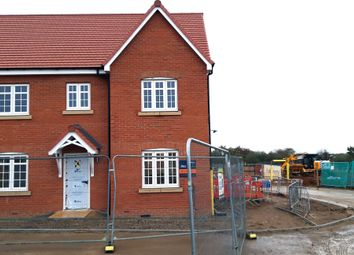 Thumbnail 3 bed detached house for sale in Henlow Grove, Cardington