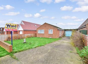 Thumbnail 2 bed detached bungalow for sale in Cliff View Gardens, Bayview, Sheerness, Kent
