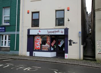 Thumbnail Retail premises to let in Blue Street, Carmarthen, Carmarthenshire