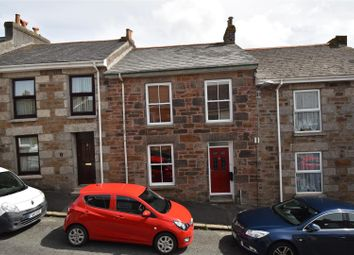 Thumbnail 3 bed terraced house for sale in Basset Street, Redruth