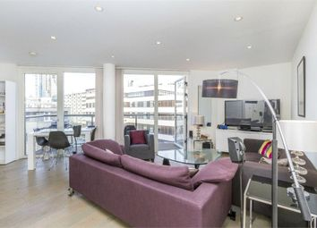 Thumbnail 3 bed flat to rent in Worcester Point, Central Street, London