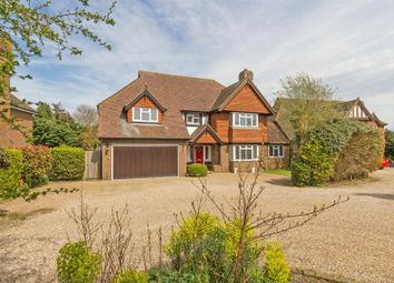 Thumbnail 5 bed detached house for sale in Doves Croft, Tunstall, Sittingbourne