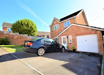 Thumbnail 3 bed detached house for sale in Heol Miaren, Barry
