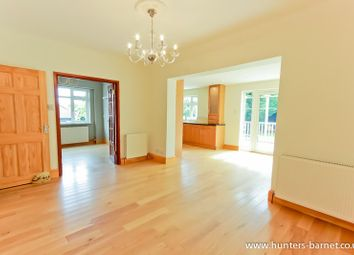 Thumbnail 4 bedroom detached bungalow to rent in Meadway, High Barnet, Barnet