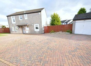 Thumbnail 4 bed detached house for sale in Ryat Drive, Glasgow