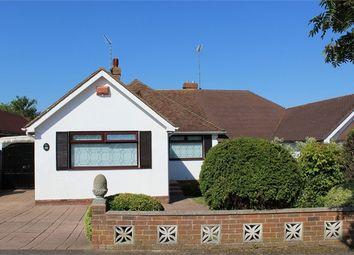 Thumbnail 2 bed semi-detached bungalow for sale in Chalky Bank Road, Rainham, Kent