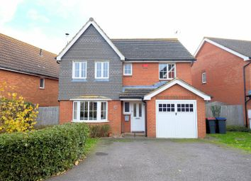 4 bed detached house for sale in Eversleigh Rise, Whitstable CT5