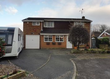 Thumbnail 3 bed detached house for sale in Chapel Lane, Chellaston, Derby