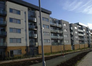 Thumbnail 2 bed flat to rent in Defence Close, West Thamesmead