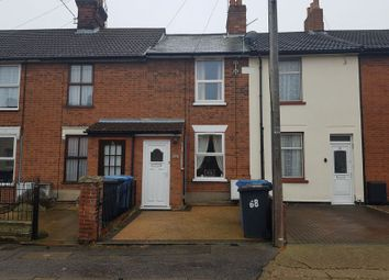 Thumbnail 3 bed terraced house to rent in Alan Road, Ipswich