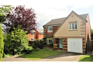 Thumbnail 4 bed detached house for sale in Wharfdale, Skelton