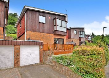 Thumbnail 4 bed link-detached house for sale in Eagles Drive, Tatsfield, Westerham