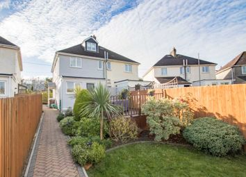 Thumbnail 3 bed semi-detached house for sale in Garden Village, Plymstock