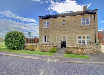 Thumbnail 4 bed detached house for sale in High Town, Longframlington, Morpeth