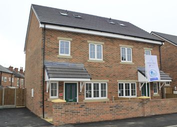 Thumbnail 4 bedroom semi-detached house for sale in The Melrose, Common Lane, East Ardsley