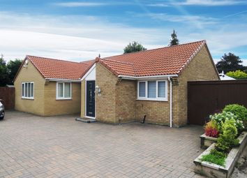Thumbnail 3 bedroom detached bungalow for sale in Redmires Drive, Chellaston, Derby