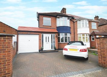 Thumbnail 4 bed semi-detached house for sale in Albury Avenue, Isleworth