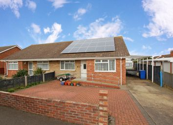 Thumbnail 3 bedroom semi-detached bungalow for sale in Ship Road, Lowestoft