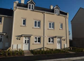 Thumbnail 3 bed terraced house for sale in Alm Place, Portland