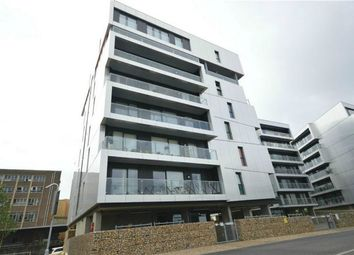 Thumbnail 2 bed flat for sale in Robinson Bank, Geoffrey Watling Way, Norwich