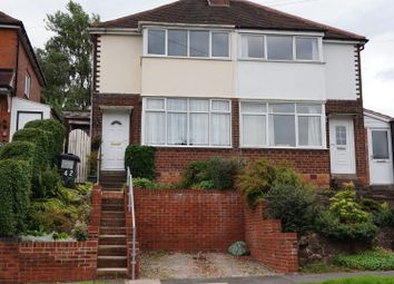 Thumbnail 4 bedroom semi-detached house for sale in Perry Wood Road, Great Barr, Birmingham