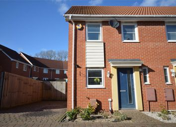 Thumbnail 2 bed end terrace house for sale in Rufus Street, Costessey, Norwich