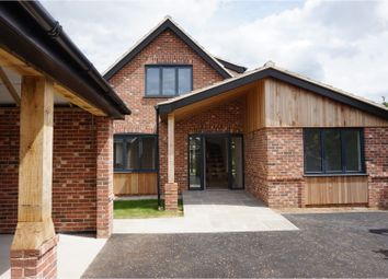 Thumbnail 4 bed detached house for sale in Cucumber Lane, Brundall