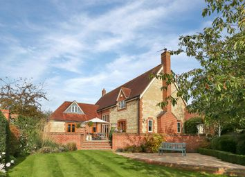 Thumbnail 5 bed detached house for sale in Home Court, Empingham, Oakham