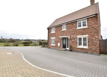 4 bed detached house for sale in Barnaby Road, Bishops Cleeve, Cheltenham, Gloucestershire GL52
